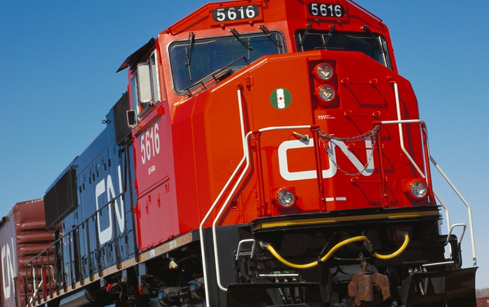 CN Recognised For Leadership On Climate Change Action For Tenth Straight Year.