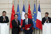 China And Airbus Expand Their Partnership In Civil Aviation.