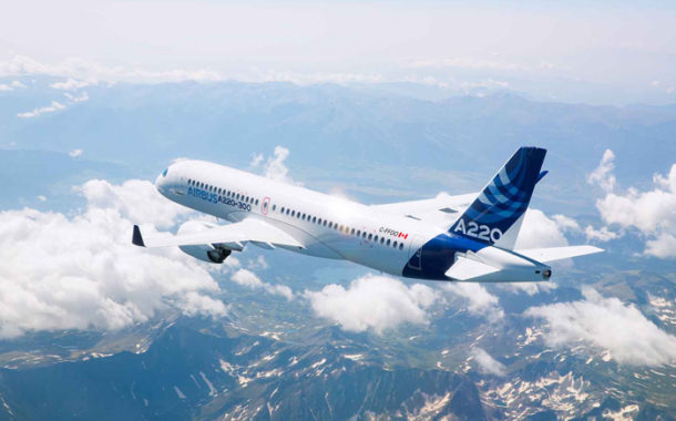Airbus Canada Limited Partnership New Name Comes Into Effect June 1.