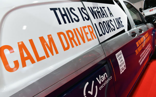 Van Excellence Wins Award For Driver Mental Health Campaign.