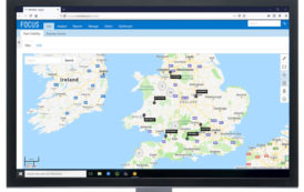 Microlise Launches Focus Telematics For Smaller Fleets.