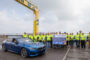 Cuxport Ships The Two Millionth Car For A Premium Manufacturer.
