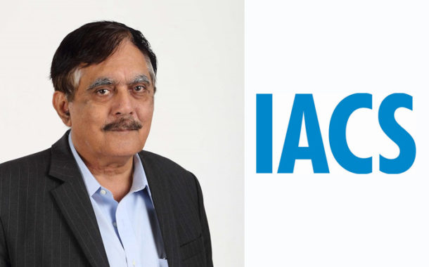Indian Register Of Shipping Takes Over Chairmanship Of IACS.