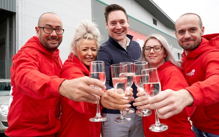 Europa Air And Sea Spreads Its Wings With New Business Wins.