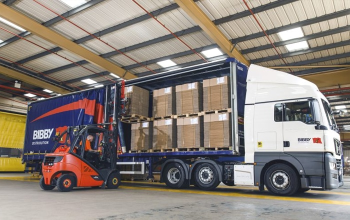 Timely Service From Bibby Distribution Ticks All The Right Boxes For Board24.