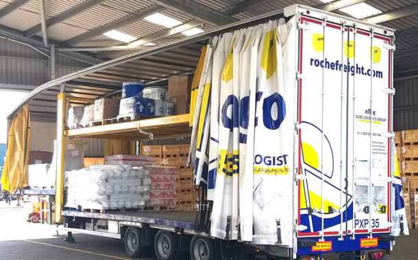 New Delivery for Rochefreight.