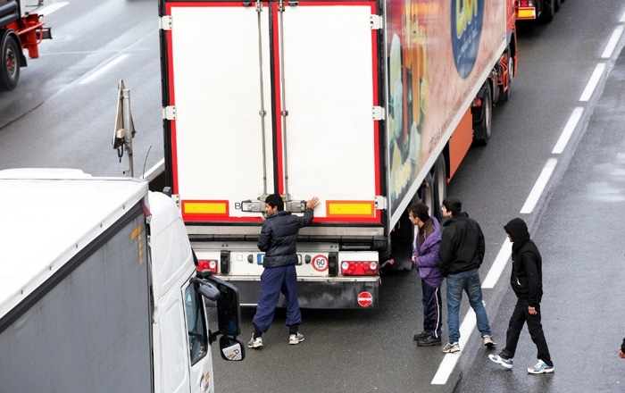Specialist Road Transport Lawyer Speaks Out As New Trailer Locks Guard Against Theft, Stowaways And Border Force Penalties.