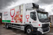 Carrier Transicold Supra® 1150 MT Units Added By Williamson Foodservice For Demanding Northern Scotland Deliveries.