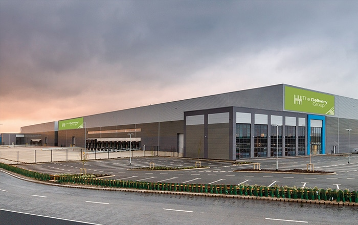 The Delivery Group Moves To New £12 Million Warrington HQ.