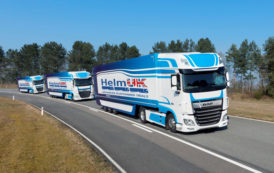 Visiontrack Provides Video Telematics Expertise To UK'S HGV Platooning Trial.