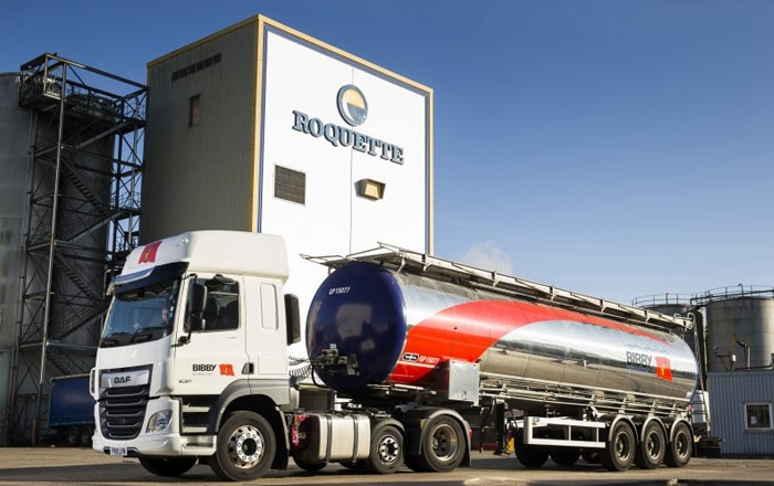 Bibby Distribution Records Rapid Results For Roquette.
