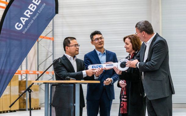 Garbe Industrial Real Estate Hands Over Logistics Center In Witten To Euziel.