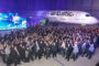 Airbus Celebrates The 100th A220 Aircraft Produced.