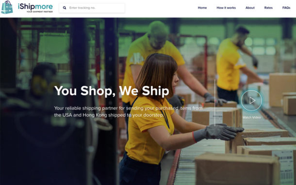 iShipmore Solves Online Shipping Problems For Filipinos.